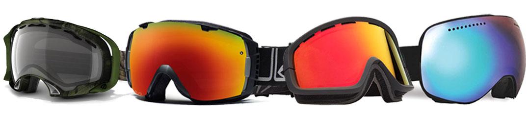 Salty Peaks Staff Picks: Goggles : Salty Peaks