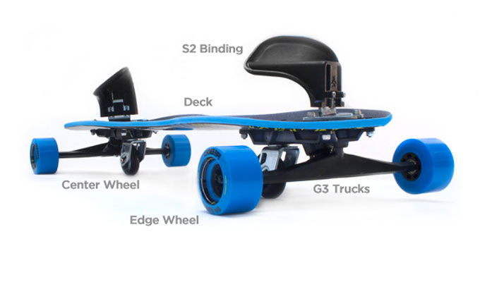 Snow Skateboard For Sale