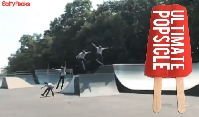 ultimate popsicle skater almost dies at skate contest