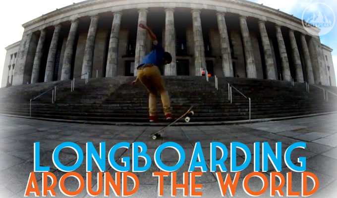 Longboarding Around The World – Crowdsourced Video