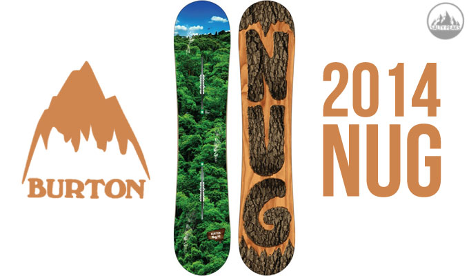 2014 Burton Nug Snowboard