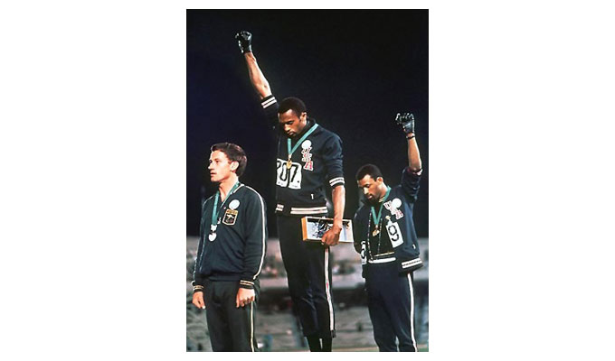 1968 Black Power Olympics