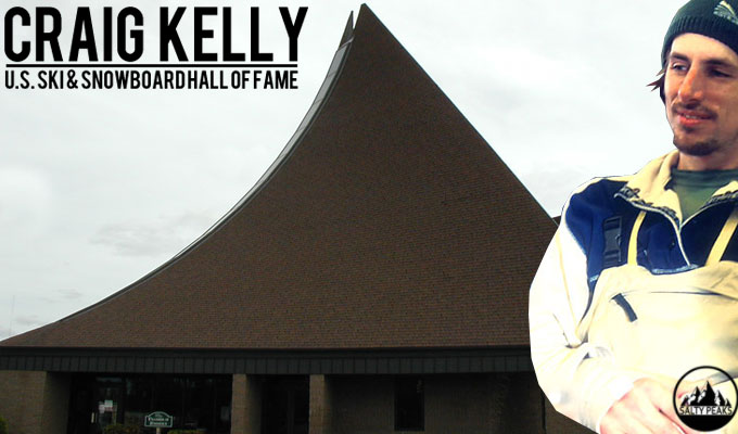 Craig Kelly Inducted into U.S. Ski & Snowboard Hall of Fame