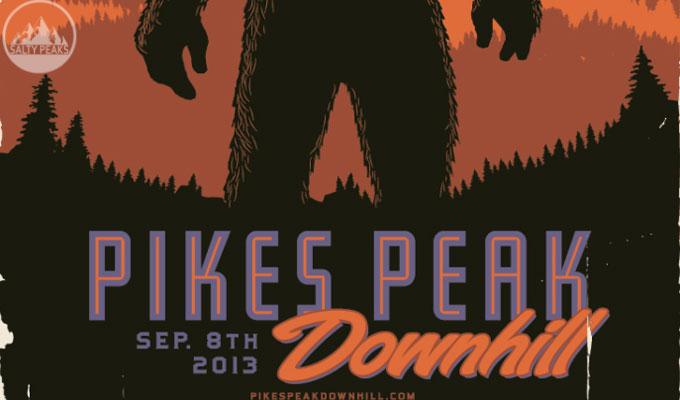 Pikes Peak 2013 Longboard Race