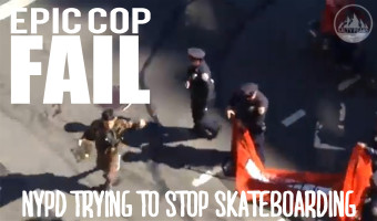 Epic-Cop-Fail-NYPD-trying-to-stop-Skateboarding