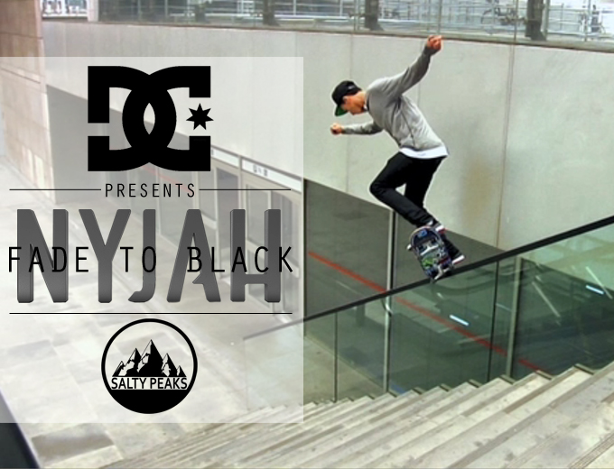 Stop What You Are Doing and Watch This! - Nyjah Huston's Fade To