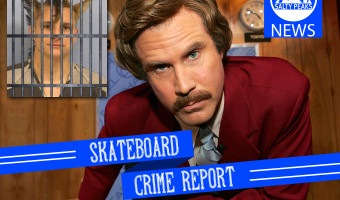 Skateboarding Crime Report
