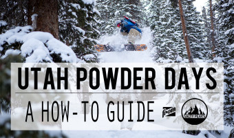A How to Guide for Utah Powder Days from Salty Peaks