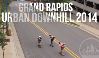 Grand Rapids Urban Downhill 2014