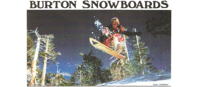 e2e098a5f14 Vintage Burton Prototype Sells for an Insane Amount of Money ...