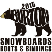 2015 Burton Snowboards Boots and Bindings at Salty Peaks