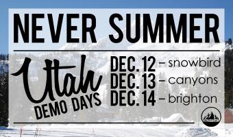 Never-Summer-Snowboard-Demos-Utah-Snowbird-Canyons-Brighton
