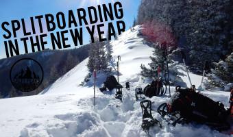 Splitboarding-In-The-New-Year-Tushar-Yurt-Trip-Salty-Peaks