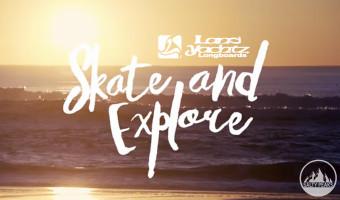 Landyachtz Longboards Skate & Explore Full Series on Salty Peaks