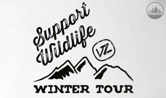 Von Zipper Support Wildlife Tour in Utah