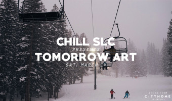 Chill SLC presents Tomorrow Art