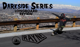 Alex Fishburn Reviews Rayne Darkside Series Longboards