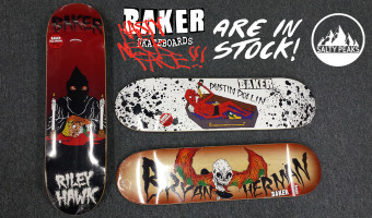 Baker Neck Face Skateboards In Stock