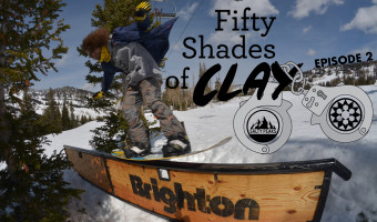 Fifty Shades of Clay Episode 2 on Salty Peaks
