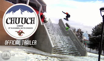 If Ya Scared Go To Chuuch Official Trailer