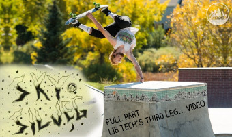 Lib Tech Skateboards Sky Siljeg Full Part