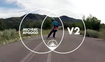 Micheal Apgood V2 Longboard Video