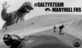 Maryhill Festival of Speed with Salty Peaks Longboard Team