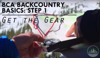 BCA Backcountry Basics Video Step 1 Get the Gear