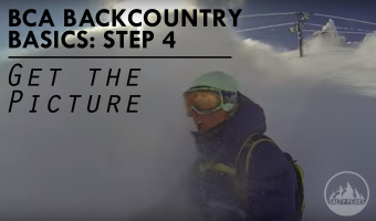 BCA Backcountry Basics Video 4 Get the Picture