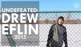 Drew Eflin Full Part Snowboarding 2015