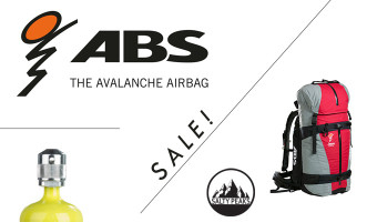ABS Airbag Canister Salty Peaks Sale
