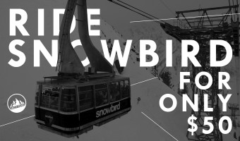 Snowboard at Snowbird for Only $50