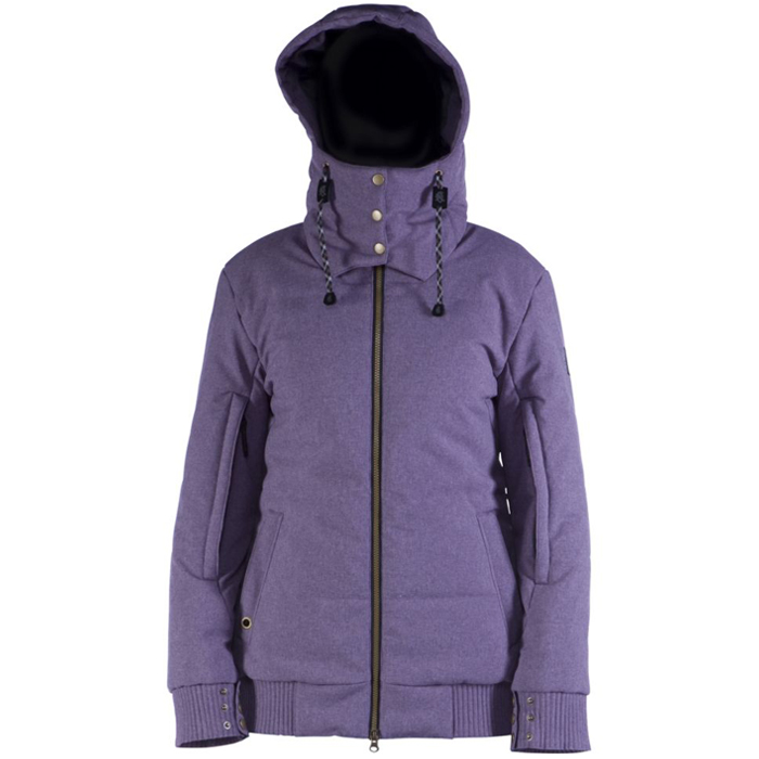 Cappel Blackmail Women's Snowboard Jacket 2014 Ride Snowboards at