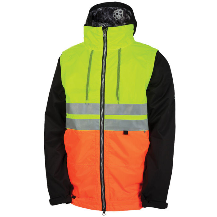 686 Times Dickies Safety Snowboard Jacket