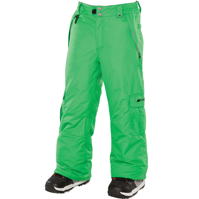 green pants kids - Pi Pants