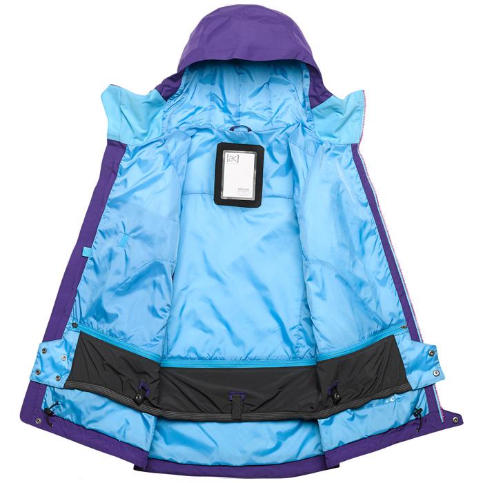 Burton ak Blade Snowboard Jacket - Women's at Salty Peaks