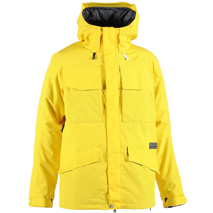Volcom impact black 10k snowboard jacket