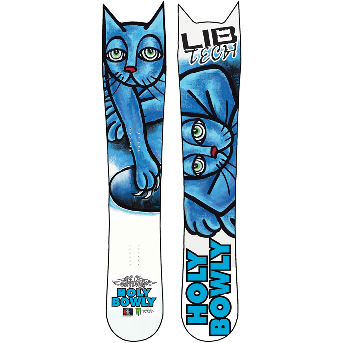 lib tech limited edition holy bowly snowboard lib tech limited edition holy bowly snowboard at salty peaks  rh   saltypeaks