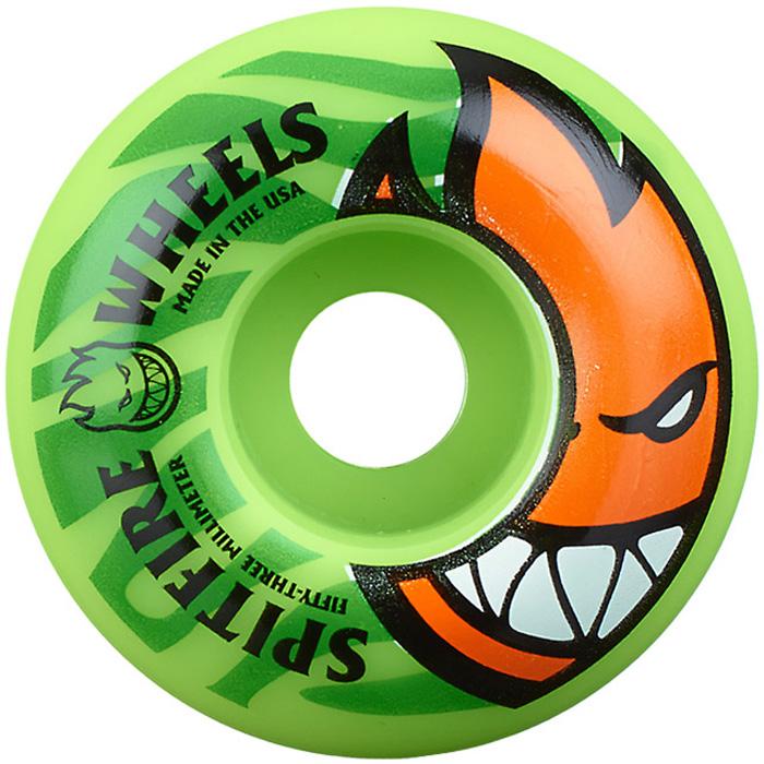 Wheels 53mm Green