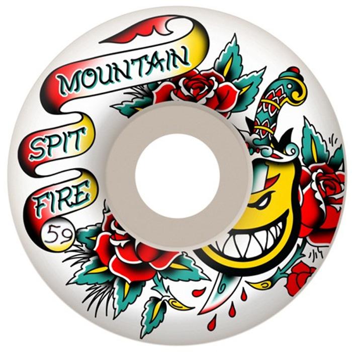spitfire skate wheels. spitfire og flash mountain skateboard wheels 59mm skate a