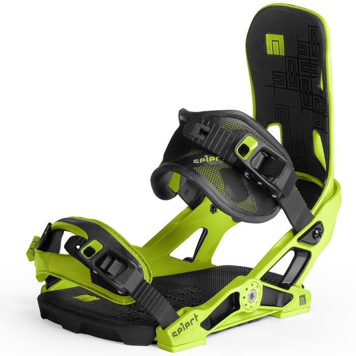 Now Select Snowboard Binding At Salty Peaks
