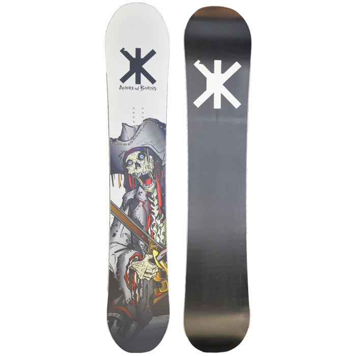 3a16db9e6a9a D-Day Andrew Burns Pro Model Snowboard