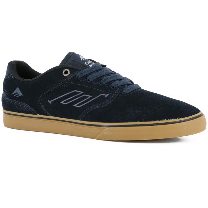 bd4c7015028 Emerica The Reynolds Low Vulc Skate Shoes at Salty Peaks