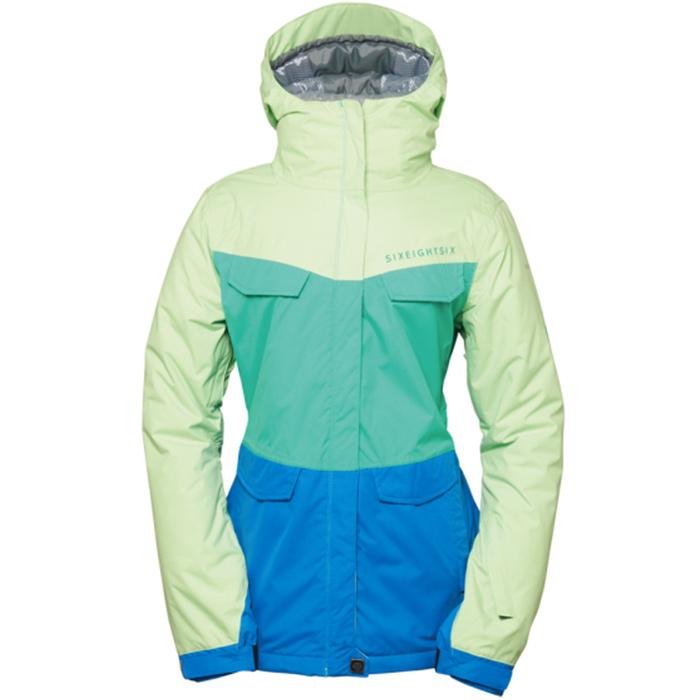686 Authentic Annex Snowboard Jacket