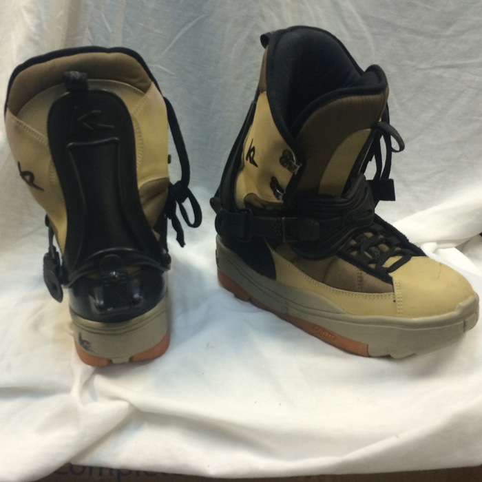 K2 Yak Step-In Snowboard Boots
