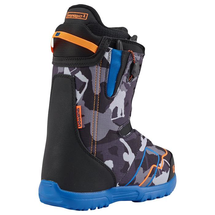a221b274f2 Burton Ambush Smalls Snowboard Boots - Kids  at Salty Peaks