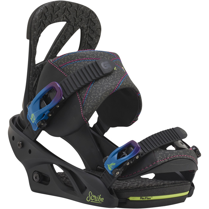 6ce5fd53c7a Burton Scribe Snowboard Bindings - Women s - Support Local at Salty ...