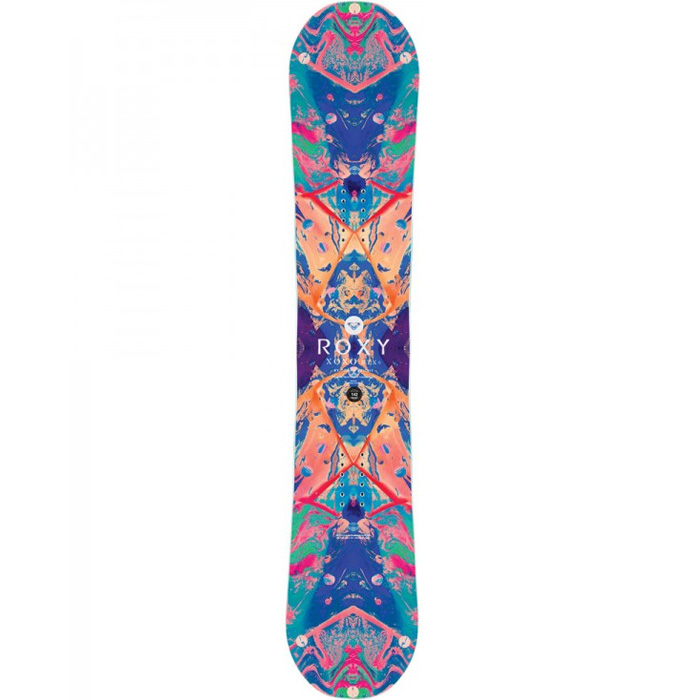 9e540cb6523f Roxy XOXO Mirror BTX+ Snowboard - Women s at Salty Peaks