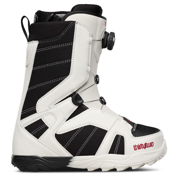 Thirty Two (32) STW Boa Snowboard Boots At Salty Peaks