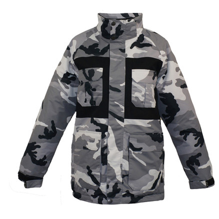 7d890d0bf9a6 Pulse Snow Camo Snowboard Jacket - Kids  at Salty Peaks
